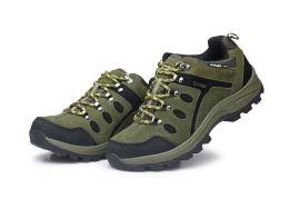 堡狮杰品牌, 冬季爆款, 耐磨防滑减震  真皮户外登山鞋