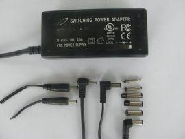 吉奥科技60W电源适配器开关电源充电器UL FCC PSE CCC CE认证