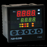 台湾泛达温控器PAN-GLOBE F900系列温控表双回路控制器