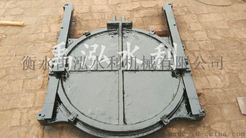铸铁闸门,启闭机闸门,PZ双向止水铸铁闸门