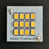 同燦直銷免驅動8W 歐規單色溫線性調光恆流LED燈板 D25*25mm LED模組燈板