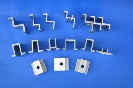 太阳能光伏边 中压块 压块铝型材厂家
