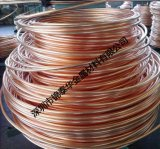 供應無錫紫銅管 T2紫銅空心管 TP2空調銅管