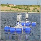 风清环保专业生产煤化工废水机械雾化蒸发设备 漂浮式雾化蒸发喷雾机污水治理