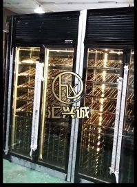 汇兴诚hxc-jg供应不锈钢恒温酒柜