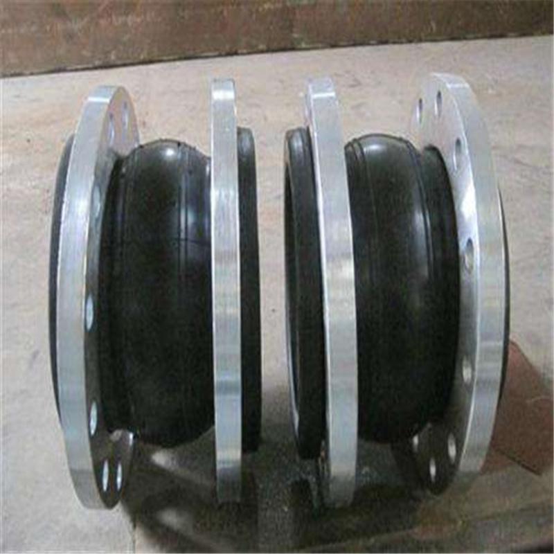 厂家生产 耐腐蚀橡胶软接头 伸缩软连接 型号齐全