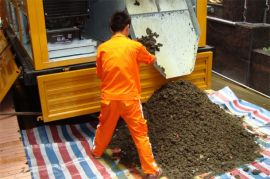 吸污净化车,环保专用吸污净化车,粪便淤泥无害化处理