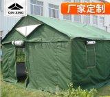 12人班用棉帳篷 84A班用野外帳篷