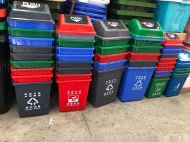 鹹陽哪裏有賣學校分類垃圾桶18821770521