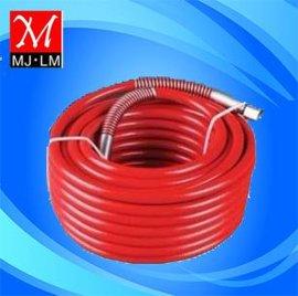 专业销售国产高压橡胶管0-500bar高压清洗机高压管