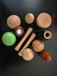 厂家直销订制各种形状材质单孔木拉手 蘑菇木拉手 木把手 抽屉木拉手 家具门拉手加工定制