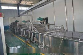 **:菠萝饮料生产线设备|全套菠萝果汁加工机械-科信实际案例参观