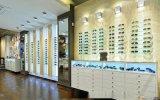 高端玻璃眼镜展示柜制作厂家