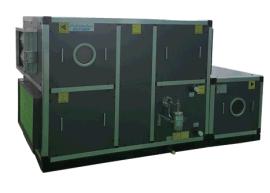 转轮式热回收空气处理机组