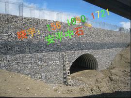 生态河道治理海曼防御格宾石笼网 堤坝岸坡修复格宾网箱