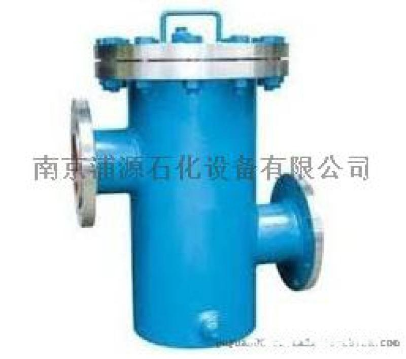 原油管道過濾器、籃式過濾器