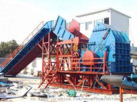 河南腾跃1600型废钢破碎机、废铁破碎机