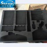 供应EVA植绒防磨易碎制品包装内衬 EVA玩具飞机模型防震泡棉包装内托