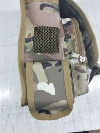上海定制迷彩包 腰包 挎包 零件包來圖打樣可添加logo