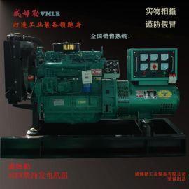 潍坊威姆勒 30千瓦柴油发电机组 30KW柴油发电机组 小型家用发电