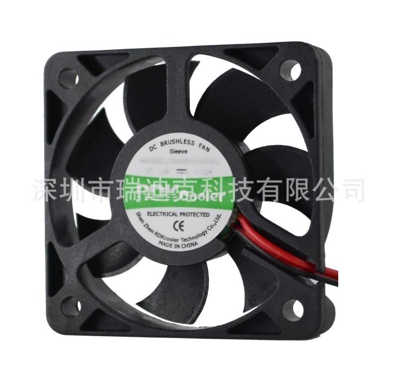 供应散热风扇5010含油环保净化器风扇尺寸50*50*10MM品质保证