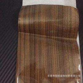 厂家直销 木纹覆膜纸 包覆纸 踢脚线地脚线纸 纹路可定做
