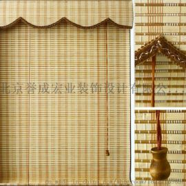 北京办公窗帘定做遮光卷帘电动窗帘布艺窗帘
