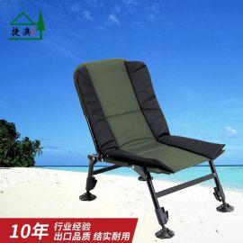 捷澳厂家直销户外钓鱼椅折叠椅躺椅