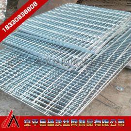 厂家生产销售热镀锌钢格板  格栅板  不锈钢钢格板