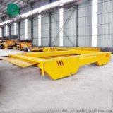 北京廠家防爆蓄電池車  雙軌道平板運輸車