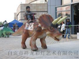 有趣的大型侏罗纪恐龙模型