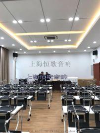 演讲厅音响系统安装