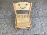 幼儿园实木桌子椅子单人床