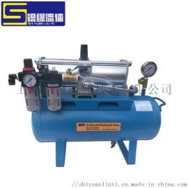 高压液压空气增压器,空气放大器,空气增压泵