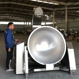厂家直销电磁加热行星搅拌锅 没有中间商赚差价