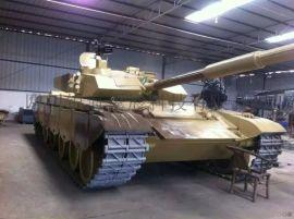 T99式主戰坦克模型