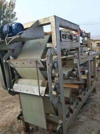 回收二手过滤机 带式过滤机 3米带式污泥脱水机