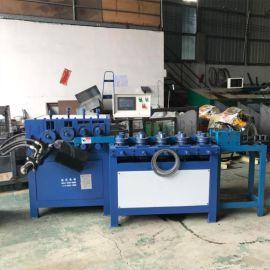 液压扁钢开圈机 方钢打圈机 厂家供应全自动打圈机
