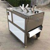 厂家新款山药切片机 山药马蹄片柳叶片切片机器