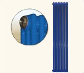 QFGZ309钢三高度钢三柱散热器