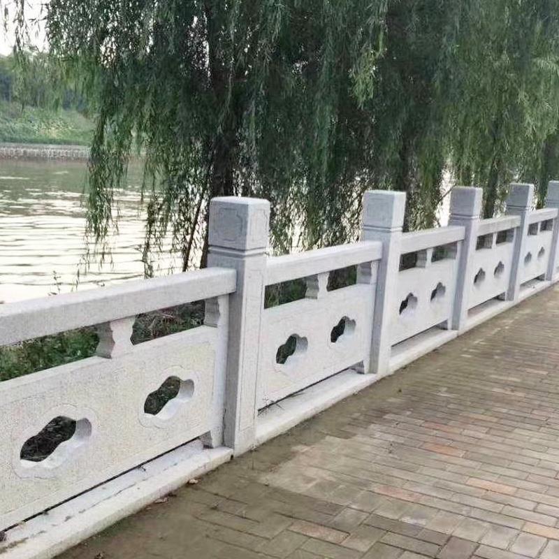 专业雕刻石栏杆厂家-曲阳县聚隆园林雕塑有限公司