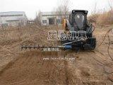 HCN品牌小型滑移旋耕鬆沙器