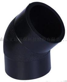 青岛800口径PE管件厂家/青岛710PE管件供应