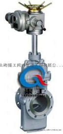 Z943F电动平板闸阀 上海渠工.