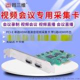 同三维T230L单路HDMI高清音视频采集卡