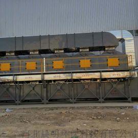 工业除味催化燃烧废气处理设备