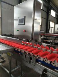 食品重量分级机厂家直销 海鲜果蔬多级分选机