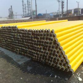 环保型玻璃钢保温管,预制直埋玻璃钢管道