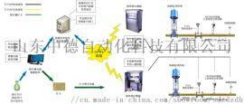 蒸汽IC卡预付费系统