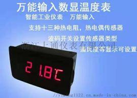数显万能输入温度表JTW-1000